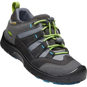 Keen Hikeport WP Shoes Youth Magnet/Greenery